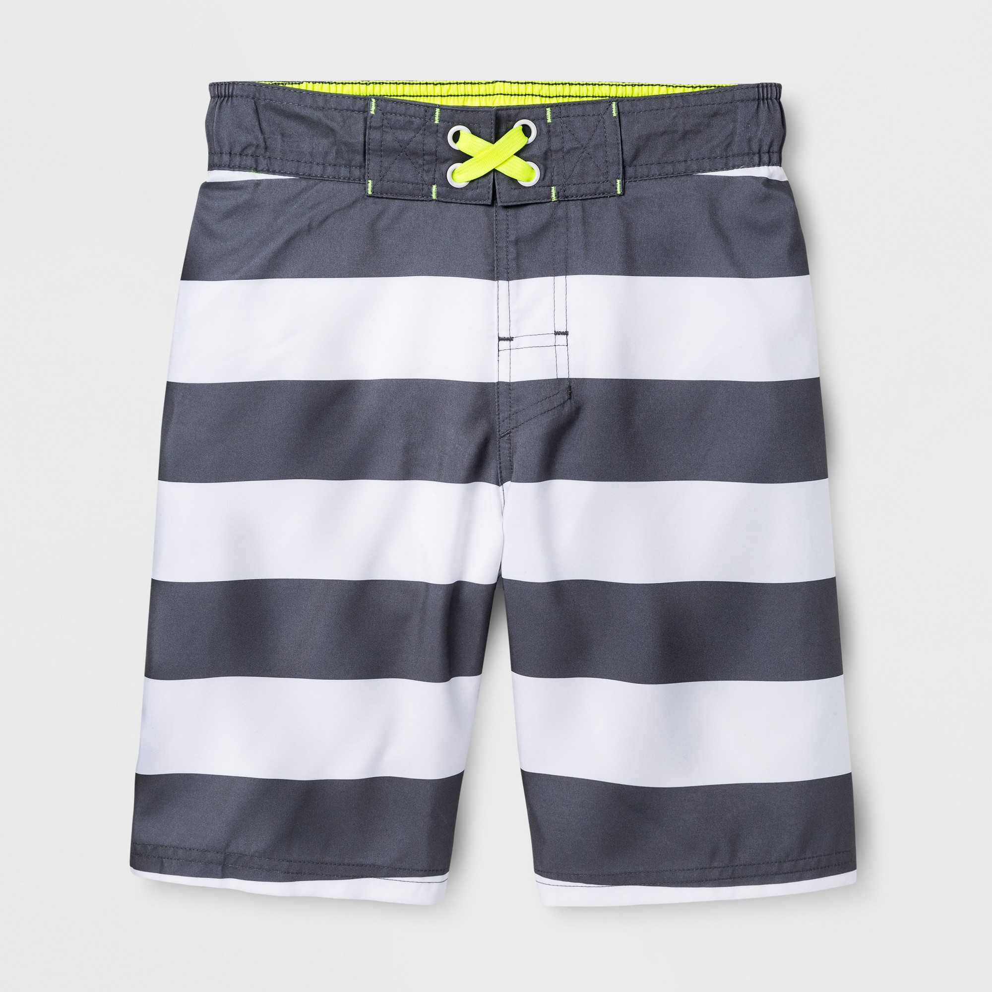 969305b0c6 Boys' Rugby Swim Trunk - Cat & Jack™ Gray XS | Products | Swim ...