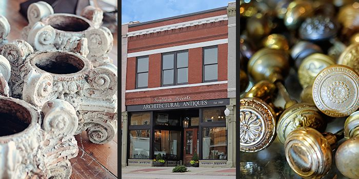 southern accents architectural antiques in cullman, alabama | shop