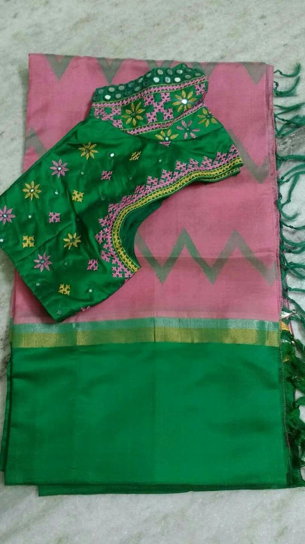 Pin by shiya kugendran on saree pinterest blouse designs saree