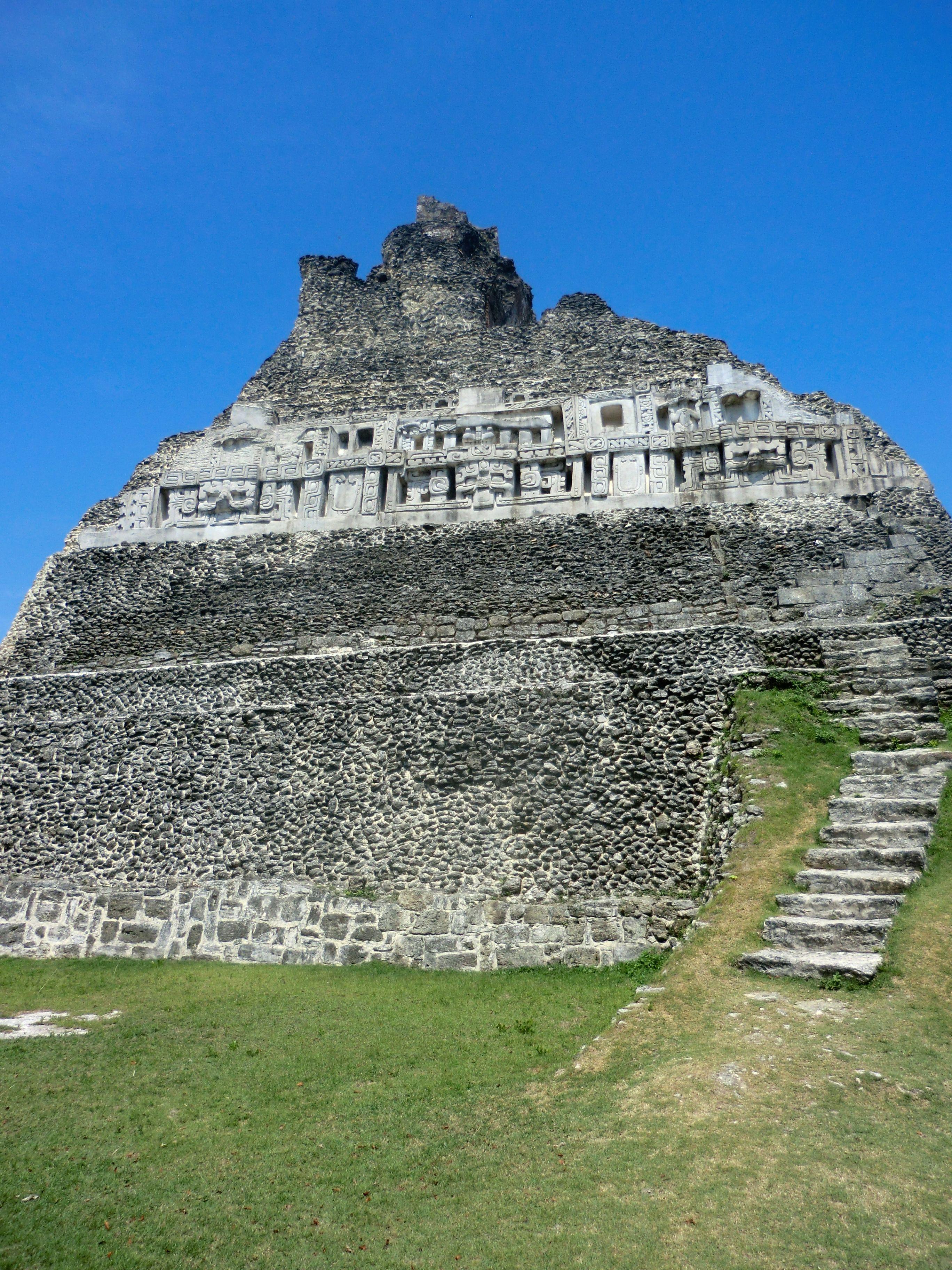 Xunantunich Mayan Ruins Belize