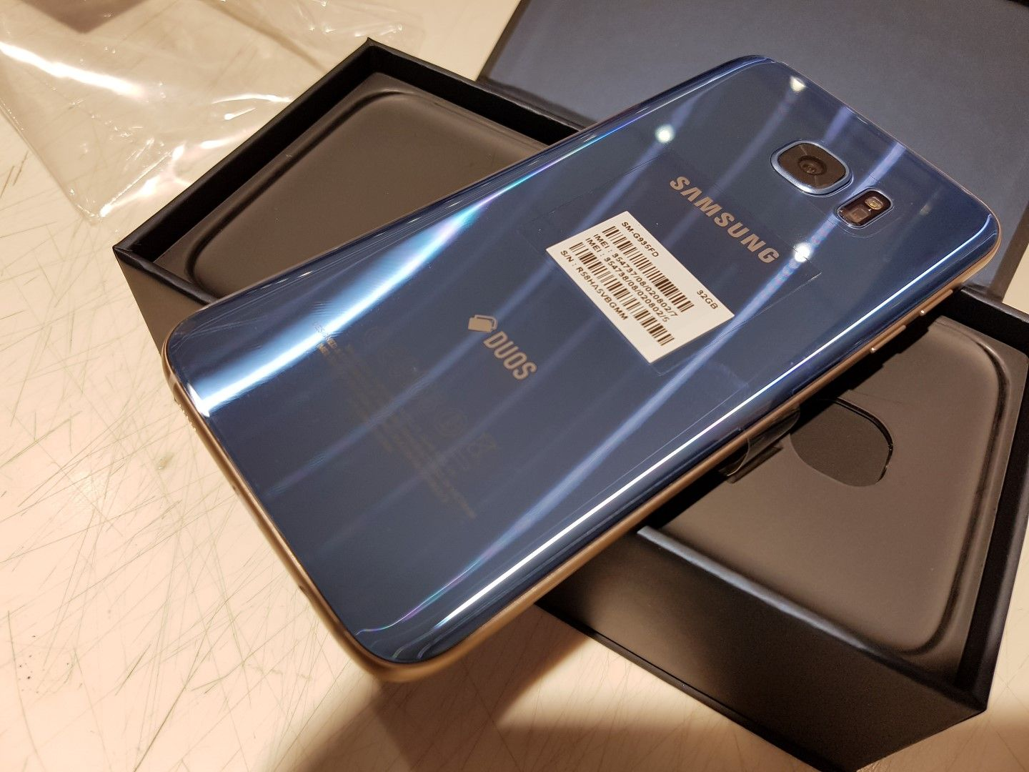 New Replica Clone Unlocked Sealed 1 1 Samsung Galaxy S7 Android
