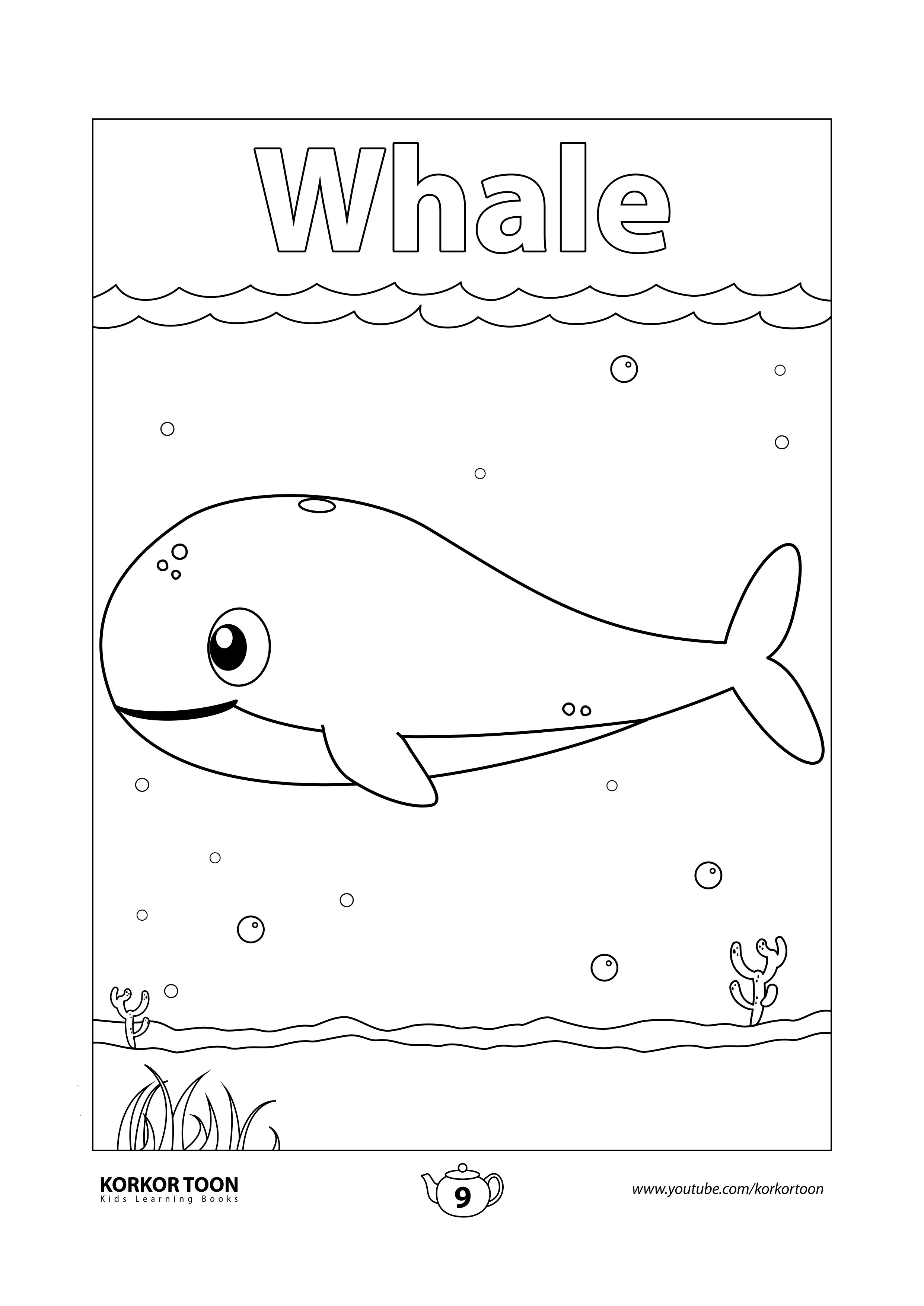Free Printable High Quality Coloring Pages For Kids Download