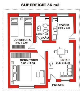 Viviendas mi cassa proyectos inmobiliarios pinterest for Planos de viviendas de dos plantas