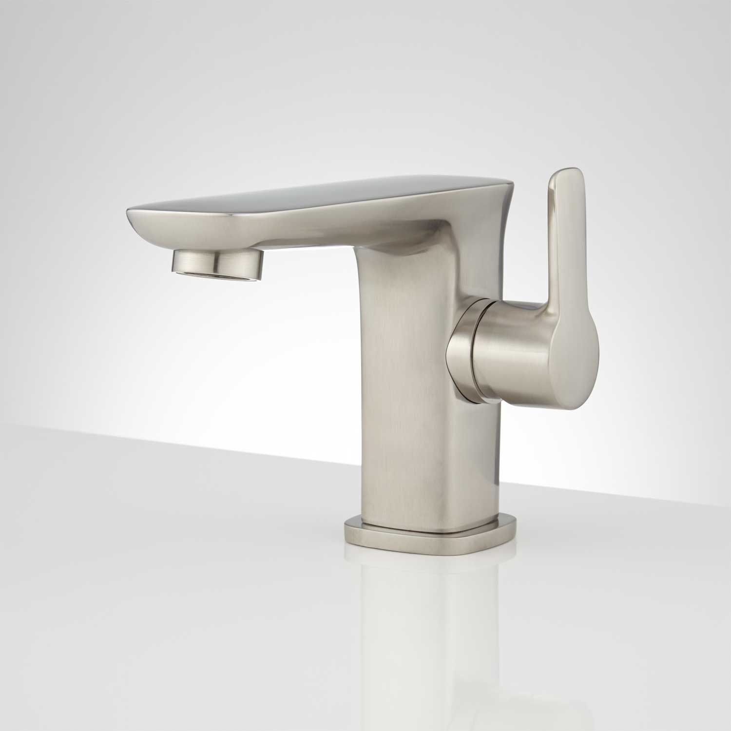hole sink american standard single faucet townsend faucets handle bathroom