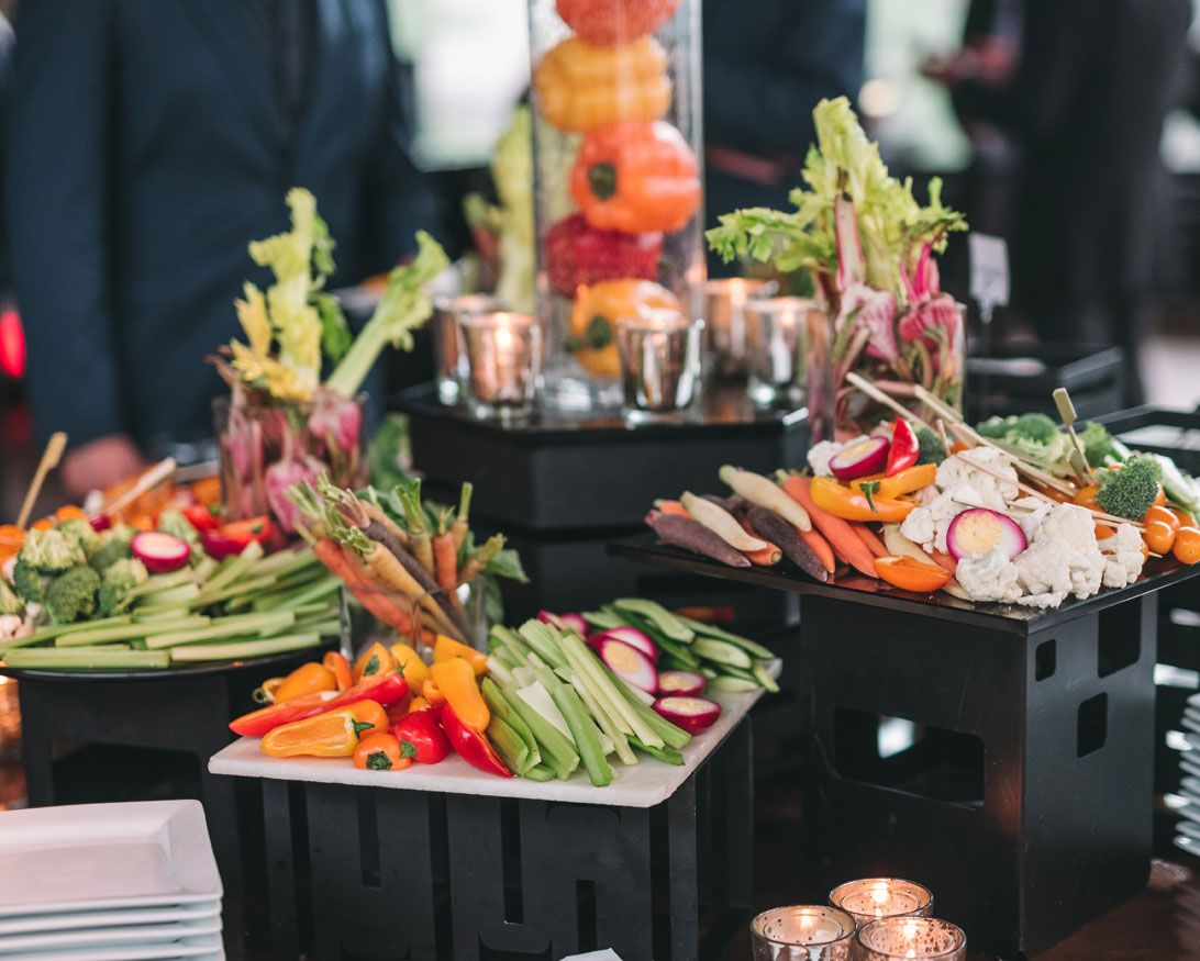 Catering by Infinity Events & Catering in Nashville.