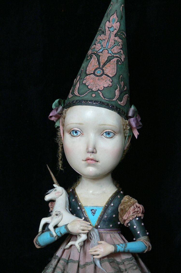 """Принцесса и единорог"" | Принцессы, Единорог и Нежности"