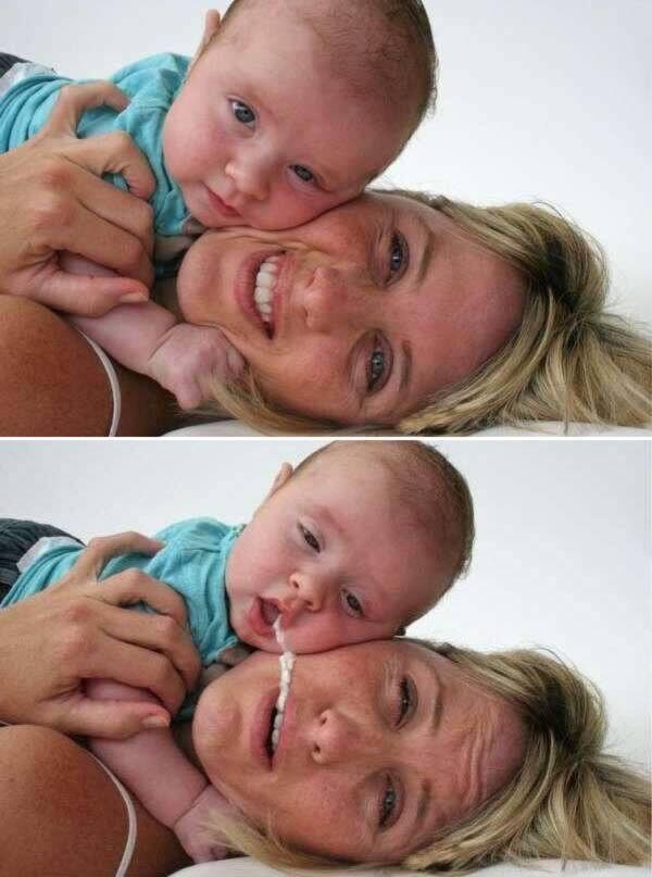 Bilderesultat for funny fail baby
