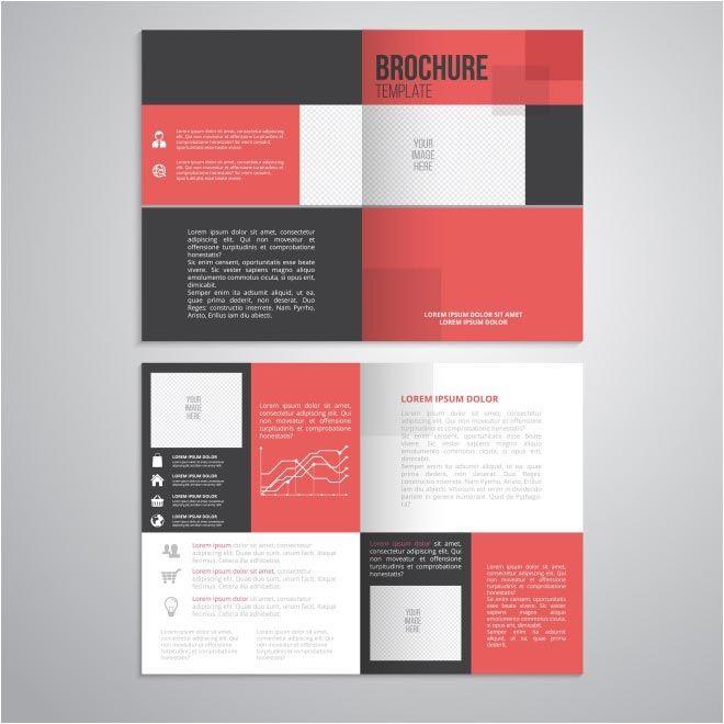 free vector Business design Template brochure http://www.cgvector ...