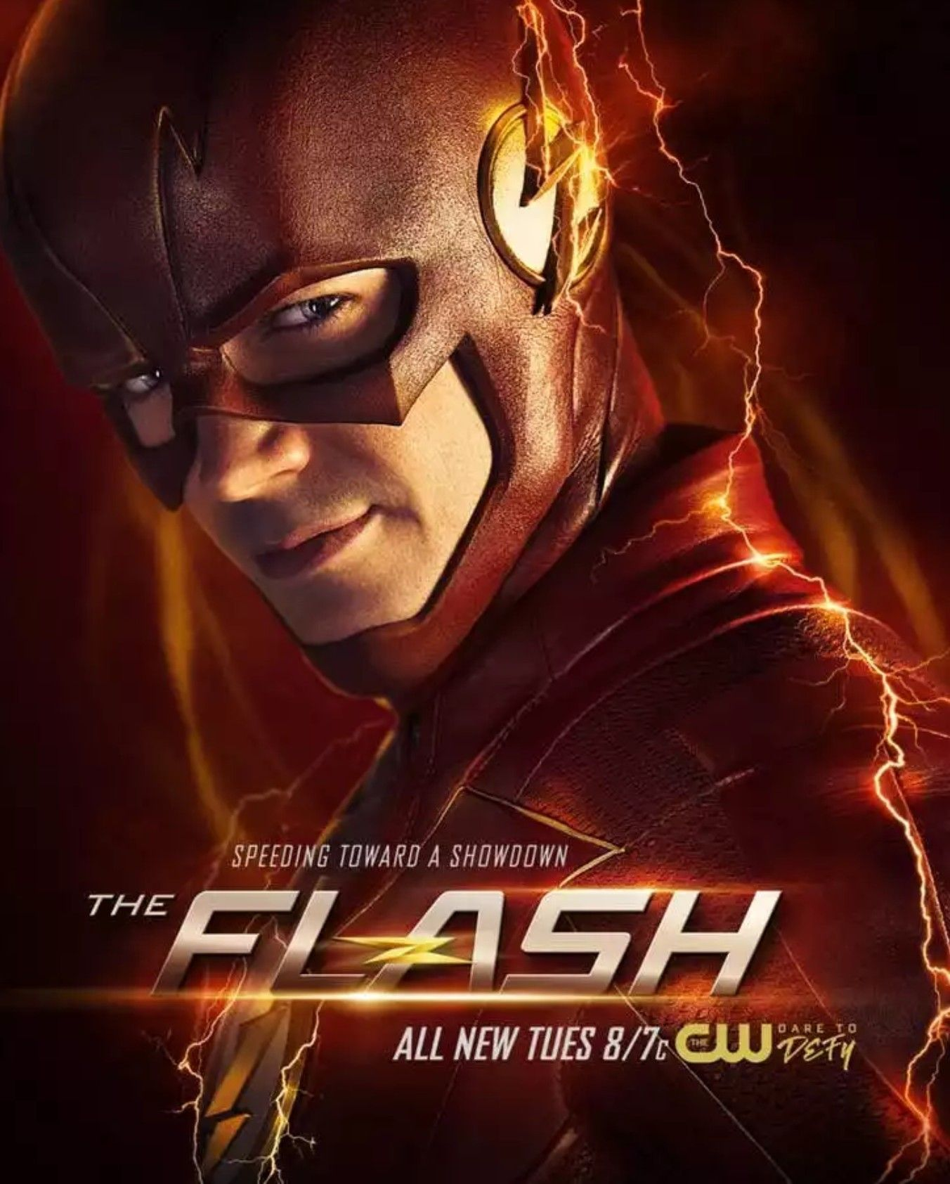 The Flash Season 4 New Poster The Flash Poster The Flash Season Flash Season 4