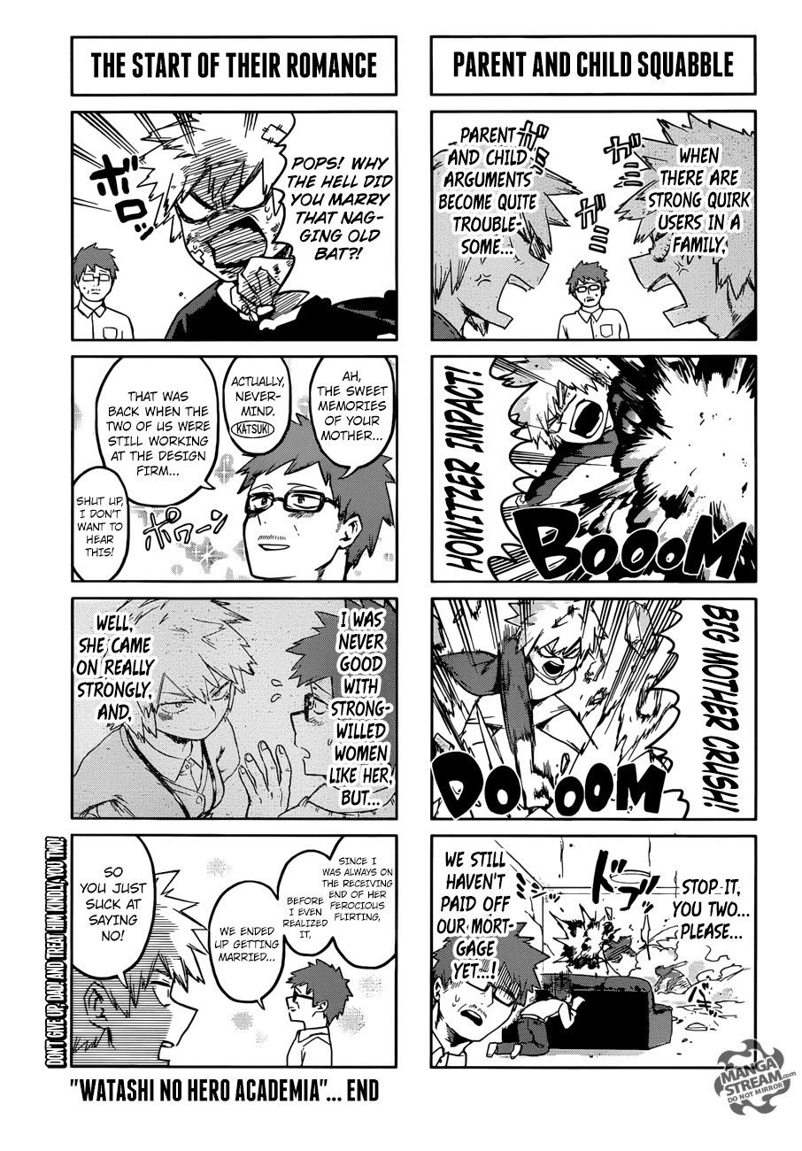 Bakugou X Reader Family