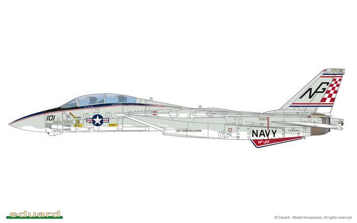 F-14 Tomcat VF-211