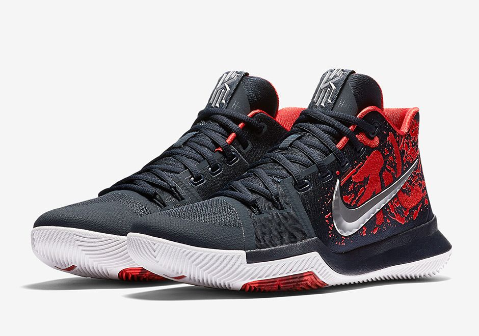 Nike Kyrie 3 Samurai • KicksOnFire.com