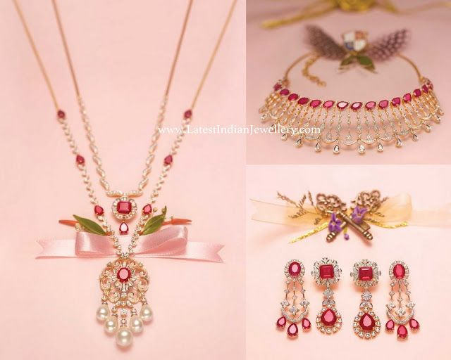 Tanishq Queen Of Hearts Collection Wedding Jewellery Collection Gold Jewellery Design Tanishq Jewellery