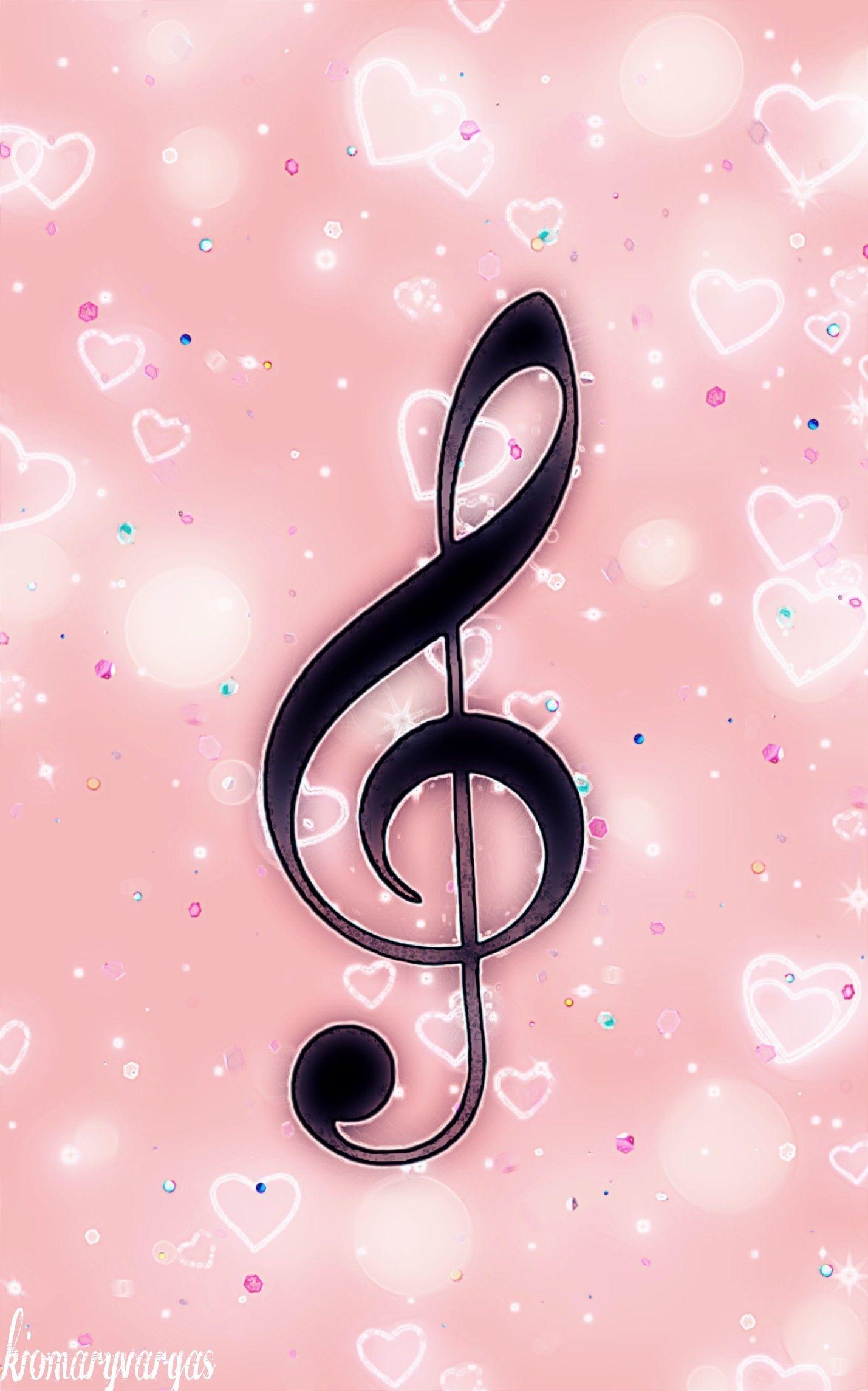 Fondos de pantalla notas musicales