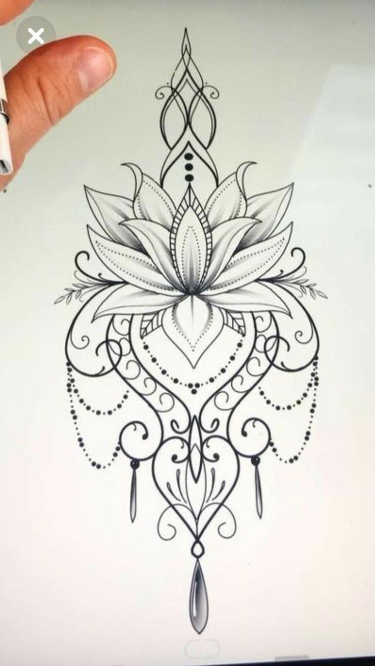 Mandala Hand Tattoo Mandalatattoo Flower Tattoo Designs Mandala Tattoo Design Trendy Tattoos