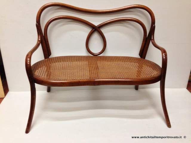 Mobili antico ~ Mobili antichi divani antico divanetto da bambino thonet