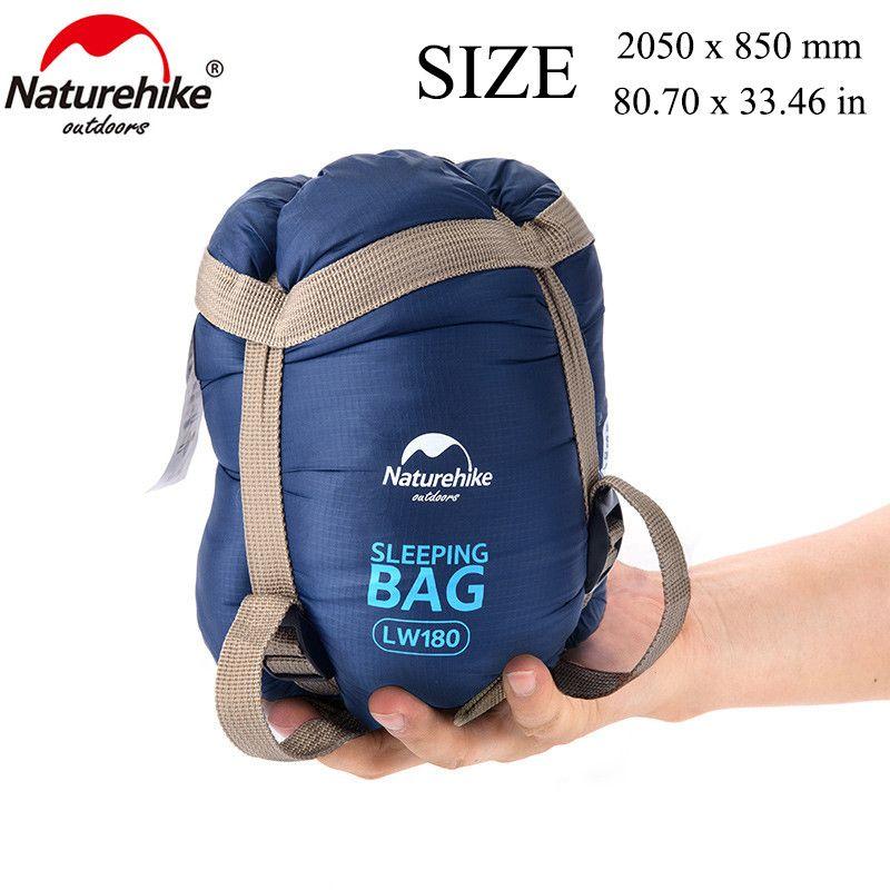 NatureHike Mini Outdoor Ultralight Waterproof Sleeping Bag