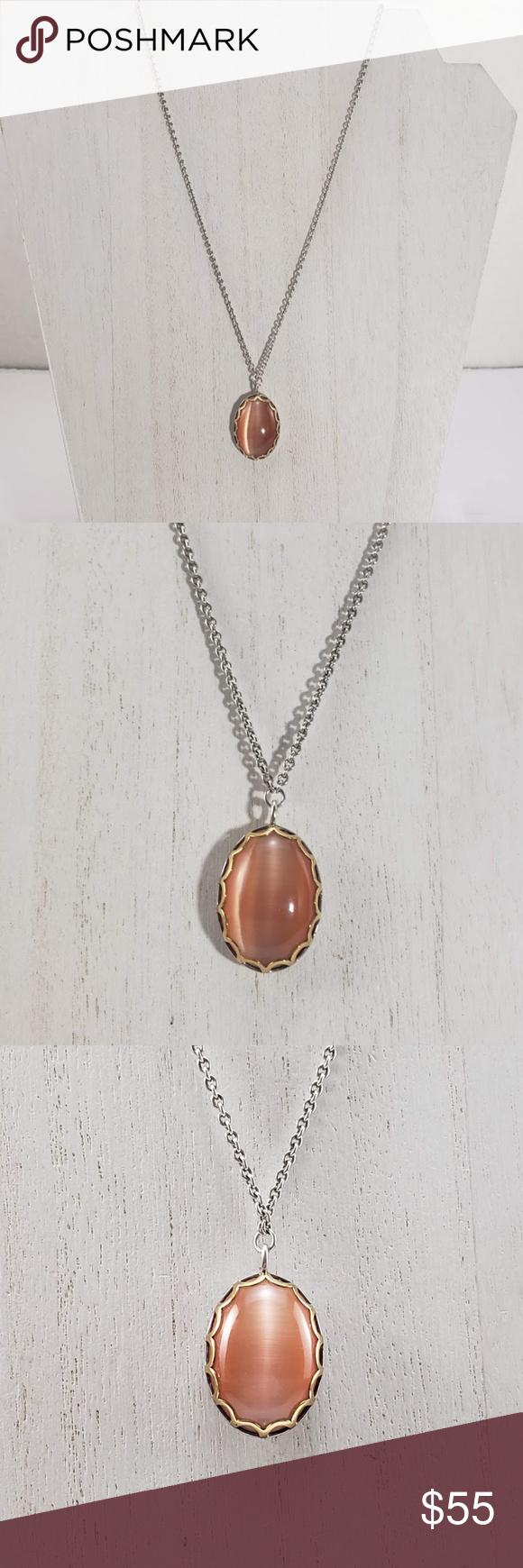 Ti Sento Milano Pendant - Rose Gold ~ 6755ZR - Jewellery