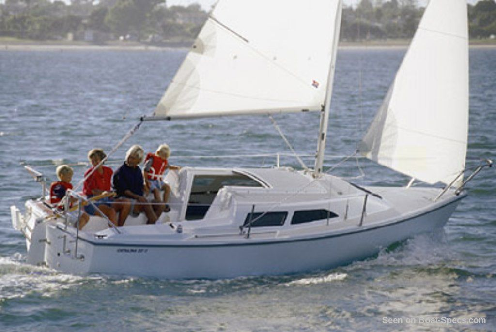 Catalina 22 MkII swing keel (Catalina Yachts) specifications