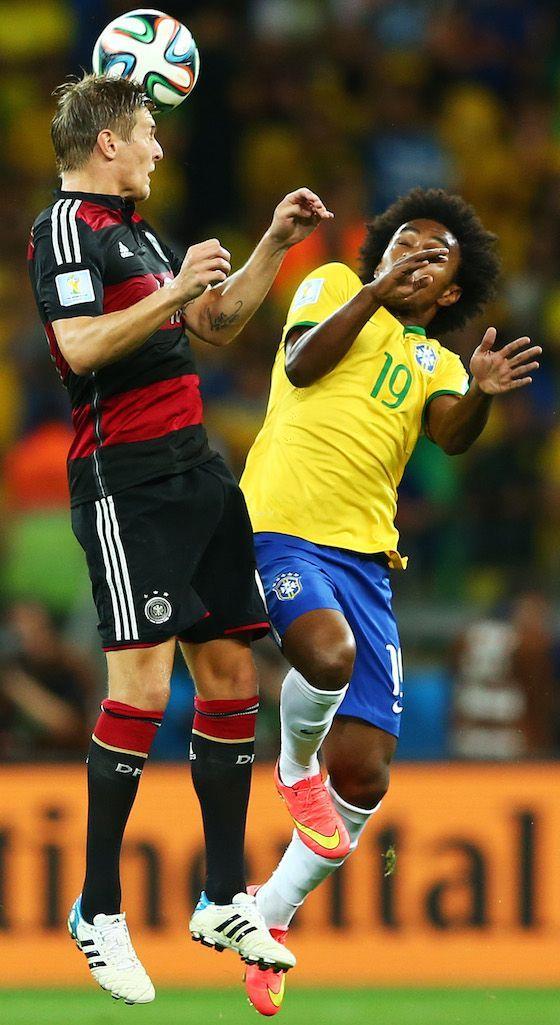 2014 World Cup Photos - Brazil vs Germany   Brazil vs ...