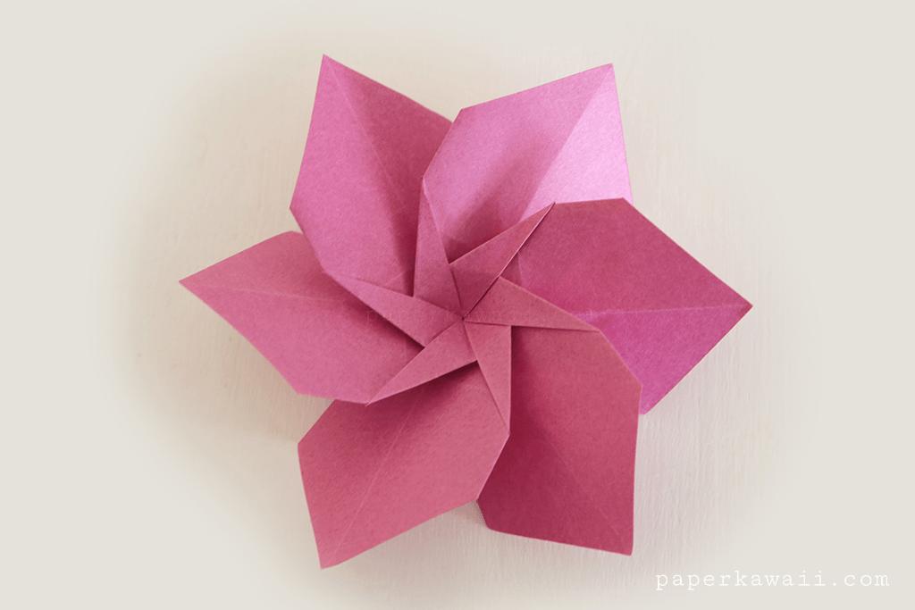 Origami flowers by lafosse alexander book review make able read my book review of lafosse alexanders origami flowers including photos 180 coloured folding mightylinksfo