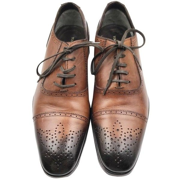 Pre-owned - Leather lace ups Tom Ford bsJqqqY