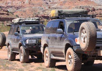 Gamiviti Roof Racks Roof Racks Toyota Land Cruiser Land Cruiser