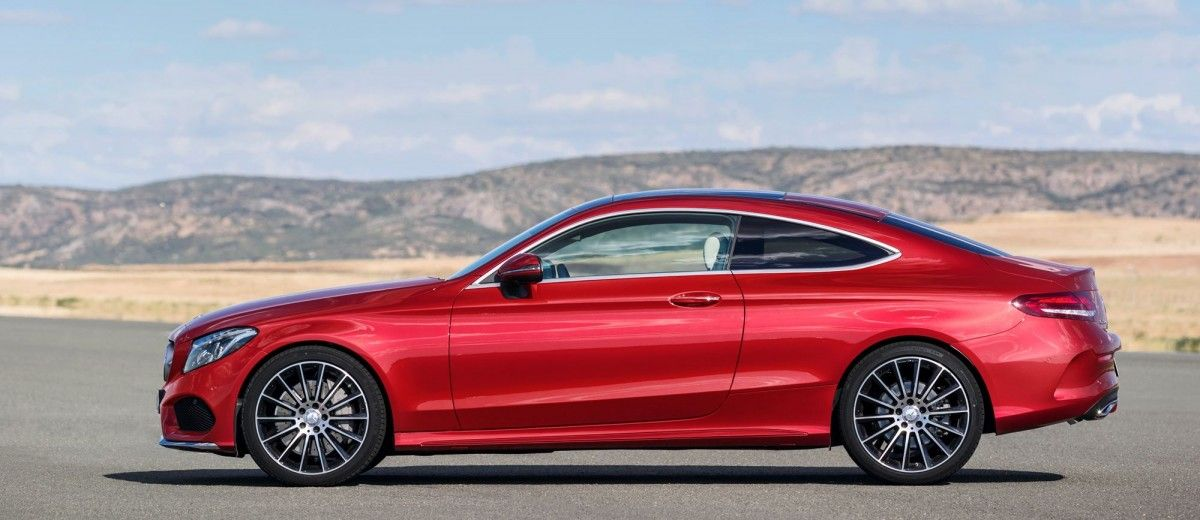 2017 Mercedes Benz C300 Coupe Revealed Arrives Stateside In