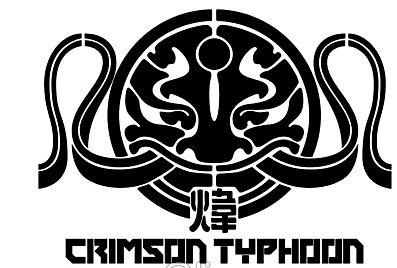 Crimson Typhoon Symbol