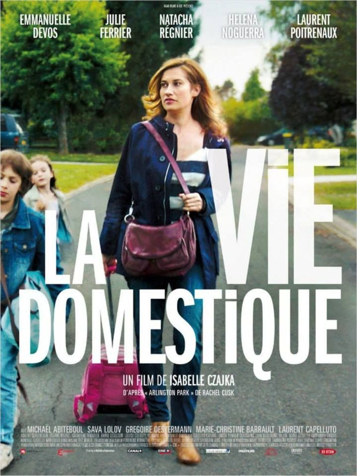 La Vie domestique de Isabelle Czajka (2013) // Sortie le 02.10.13