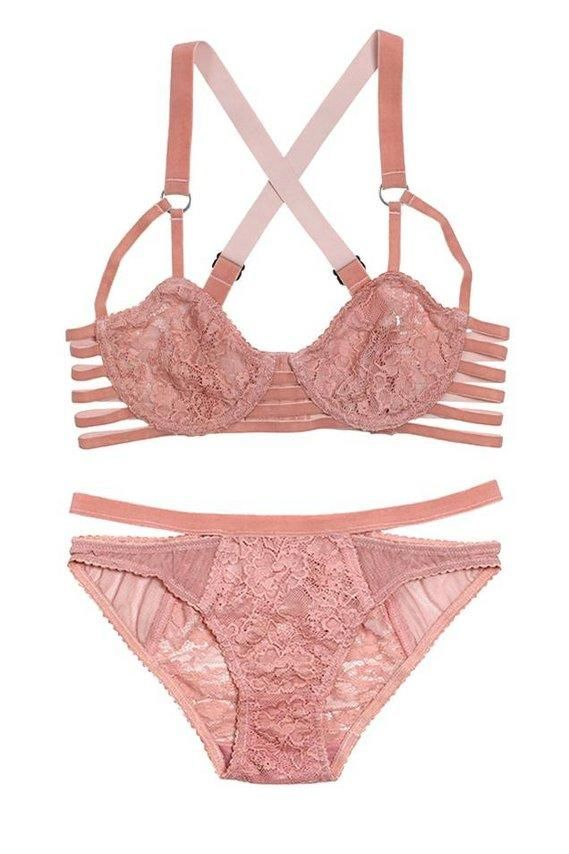 9cff240b37 The 10 types of lingerie sets and underwear every girl needs.