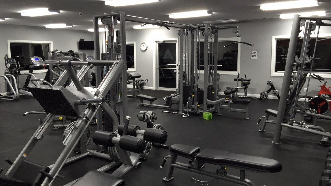 State Of The Art Fitness Center In Montgomery Indiana