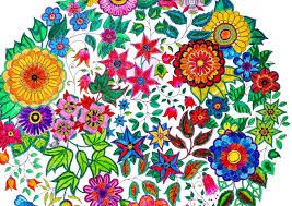 Image Result For Enchanted Forest Coloring Book Ideas