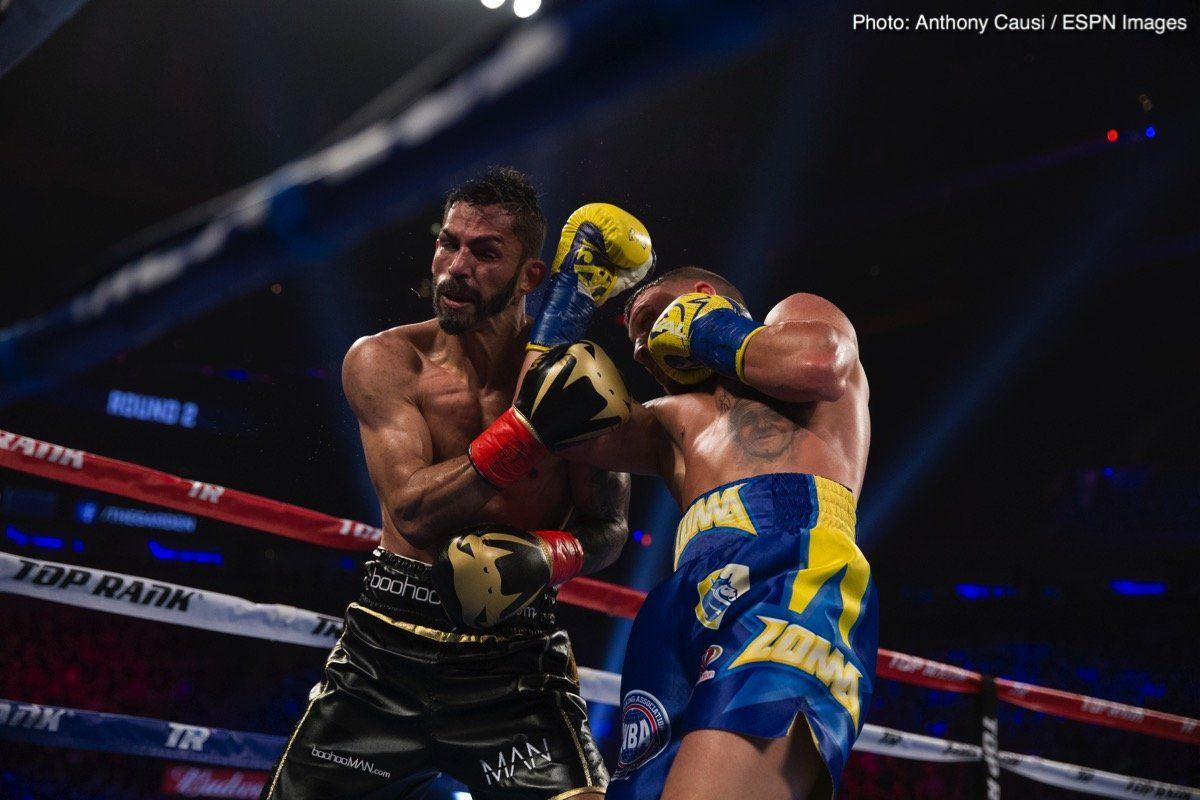 Vasyl Lomachenko Vs Jorge Linares Averaged 1 439 Million Viewers On Espn Boxing News Chris Williams Third World