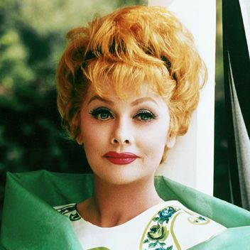 Things We Learned From Lucille Ball #lucilleball