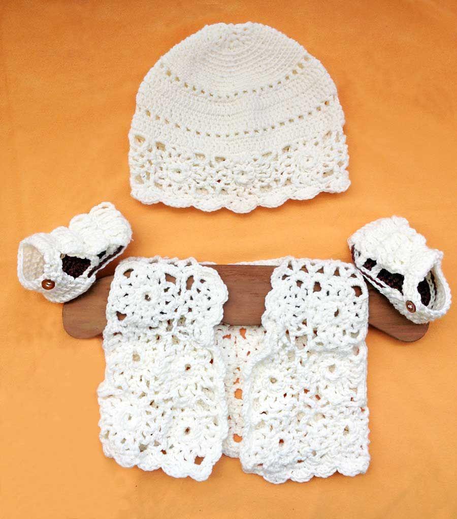 46df2d6592b Comprar ropa bebé hecha a mano en lana online •