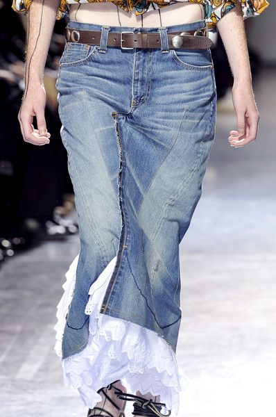 Junya Watanabe at Paris Fashion Week Spring 2009