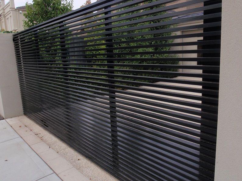 Pin de harry pandaleon en fencing gates steel - Puertas metalicas para exteriores ...