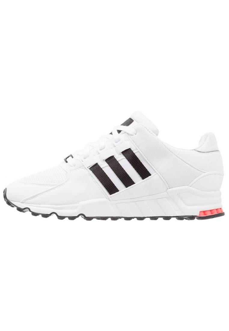 3e15beac9974 adidas Originals. EQT SUPPORT RF - Sneakers basse - vintage white core  black white. Fodera senza imbottitura. Chiusura Lacci. Punta Tonda.