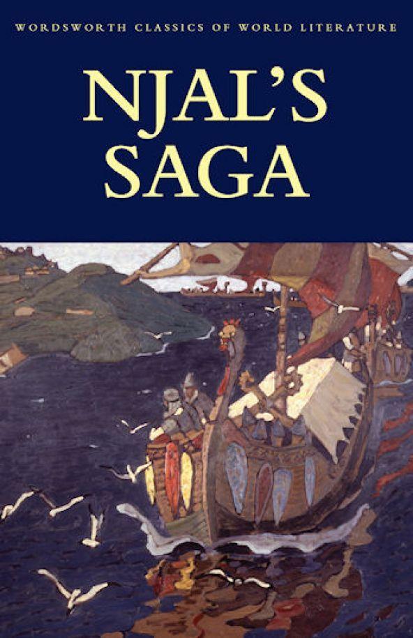 Njal Saga Brennu Njáls Saga The Story Of The Burning Of Njáll