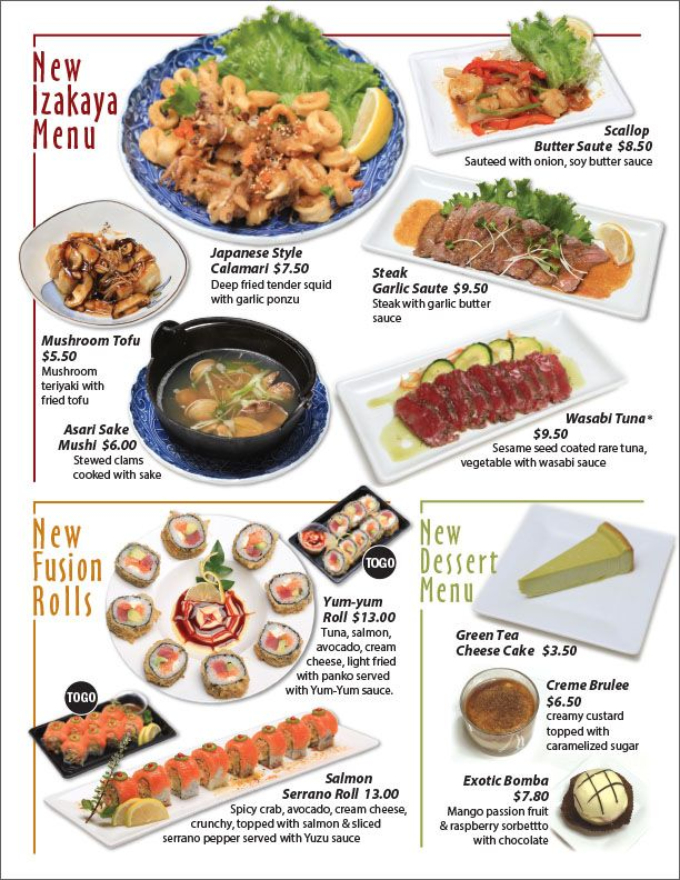 Sushi Mito Japanese Izakaya Restaurant