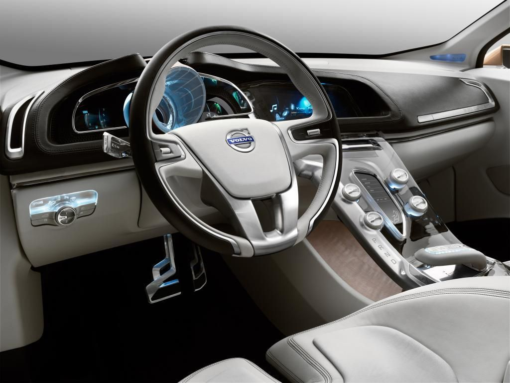 Charming Volvo S60  Interior Amazing Design