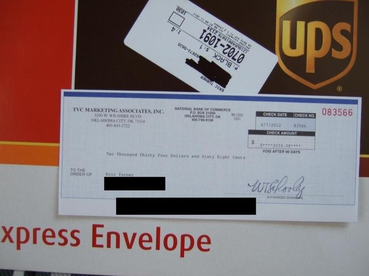You Could Be Getting Checks Like This Mca Thirty Four Marketing