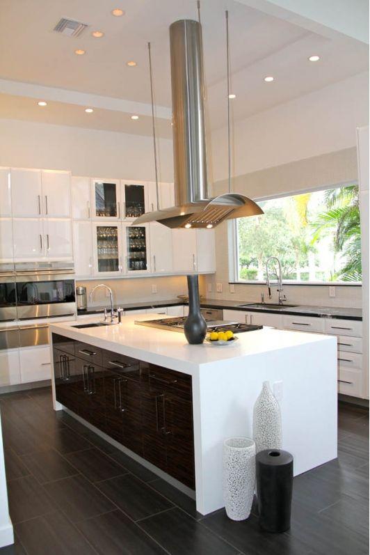 Contemporary Kitchen Interior Design: Home And Garden Design Idea