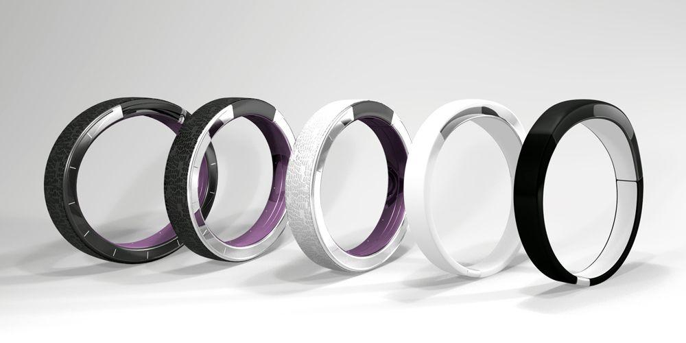 """Kuck mal: """"Ritot""""-Smartwatch projiziert Uhrzeit auf die Hand"""