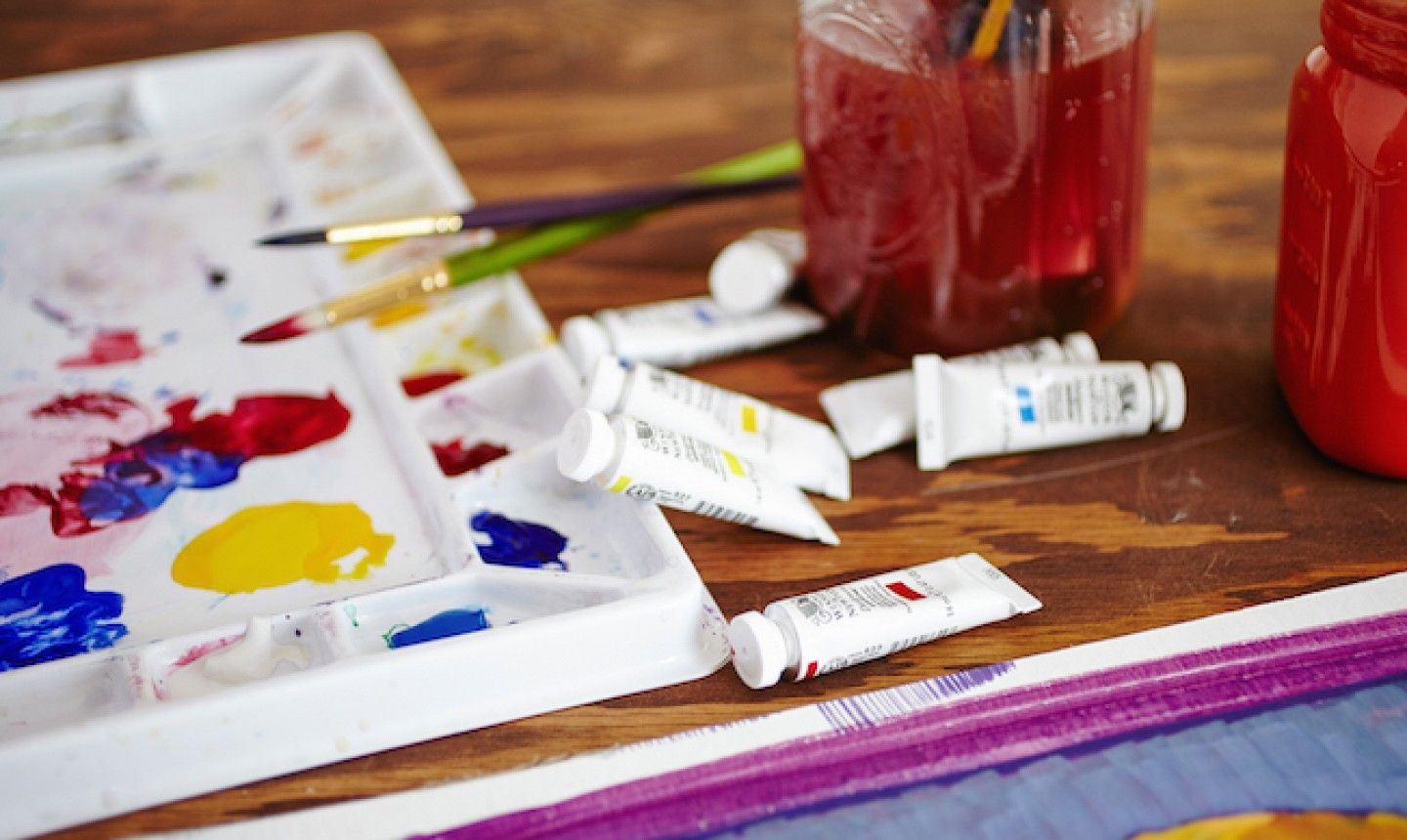 Getting Started With Gouache What Supplies Do You Need Gouache