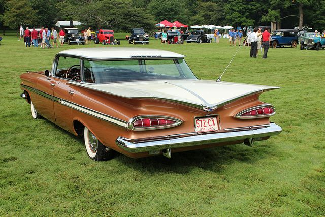 1959 Chevrolet Impala 4 Door Hardtop Chevrolet Impala Classic