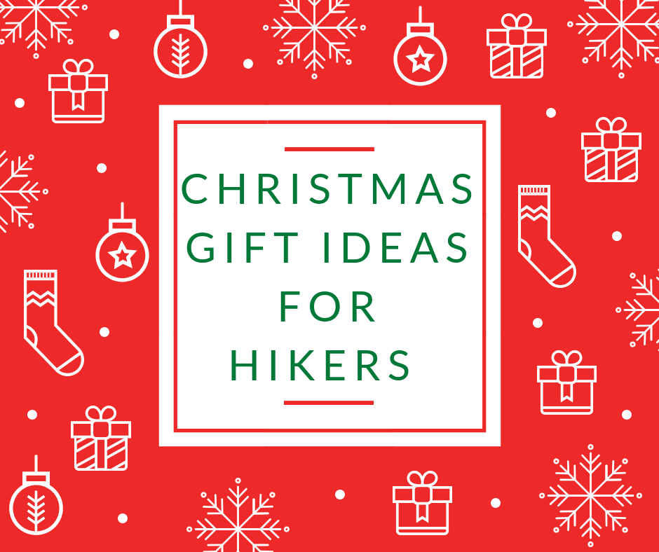 Here are some simple Christmas gift ideas for hikers and ...