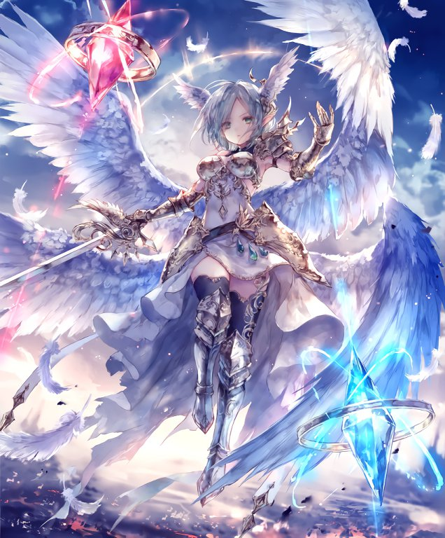 Photo of Card: Aether of the Warrior Wing