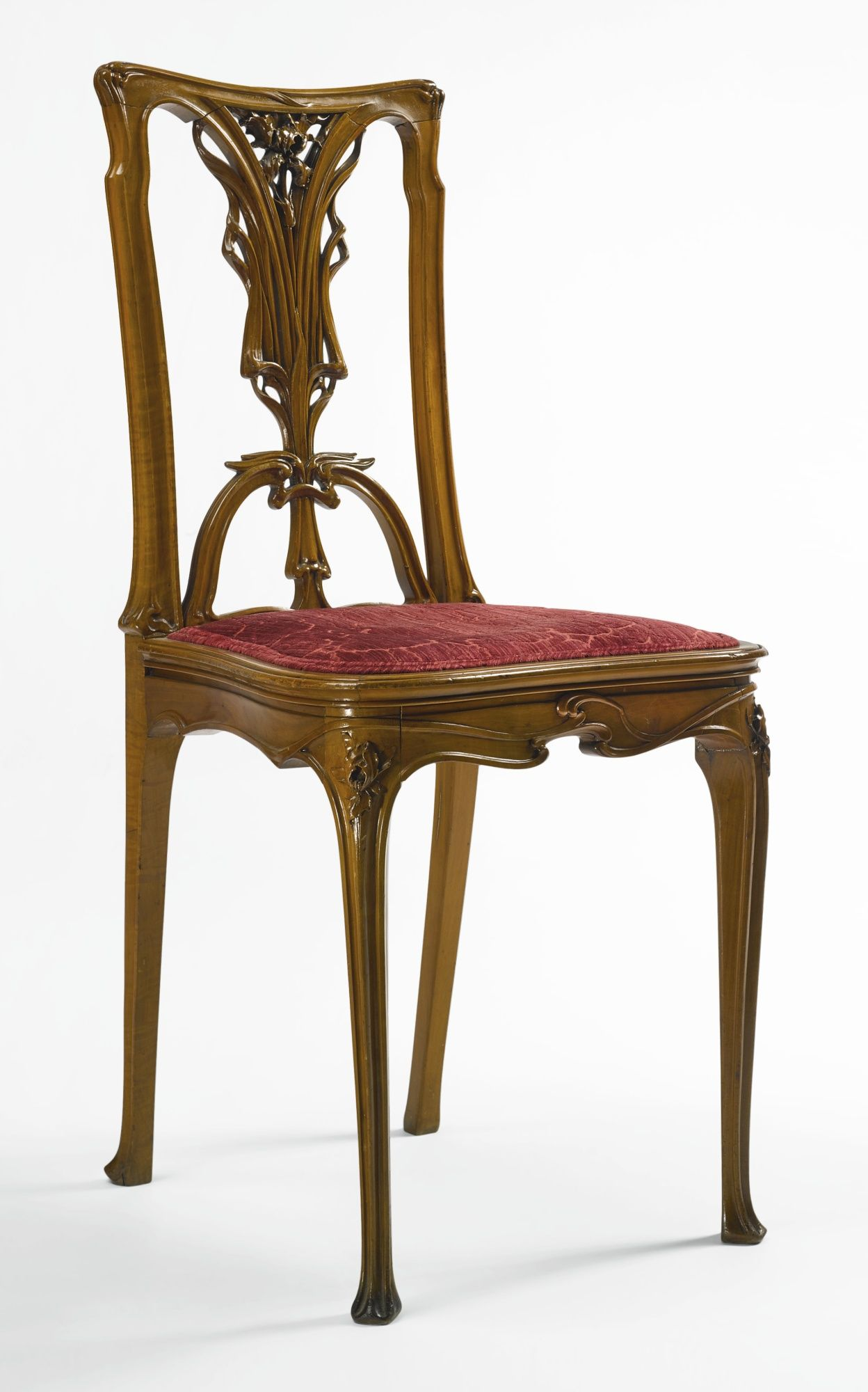 modern art nouveau furniture. Majorelle Louis Iris Chair | Furniture Sotheby\u0027s N09474lot7gmvden. Art Nouveau Modern O
